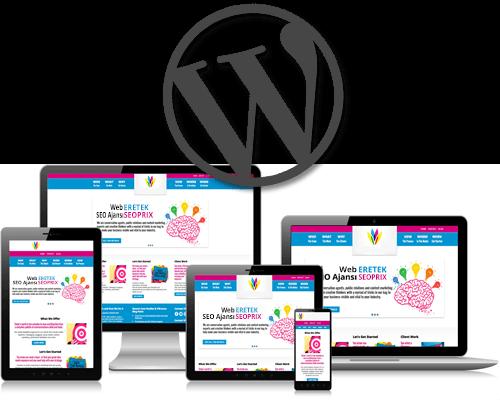 ölçeklenebilir kurumsal wordpress web tasarımı